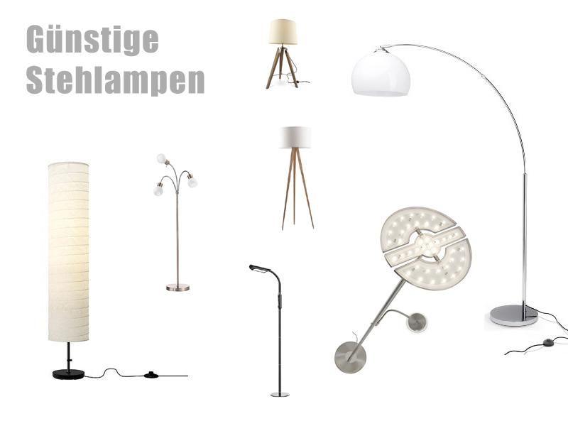 g nstig stehlampe online kaufen. Black Bedroom Furniture Sets. Home Design Ideas
